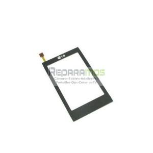 LG GT505 pantalla digitalizadora, ventana tactil cubre display LCD