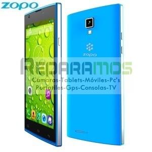 """ZOPO ZP 780 5"""" Pantalla TFT QHD, Quad Core 3G 8MP Android 4.2.2"""