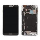 Pantalla Completa con Marco Samsung Galaxy Note 3 Gris