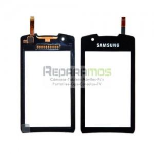 Samsung PRESTON, MY TOUCH S5600 pantalla digitalizadora blanca, ventana tactil cubre display
