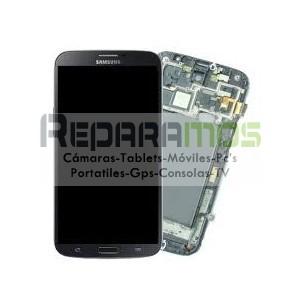 Pantalla lcd + tactil Samsung I9105P SII Plus NEGRA