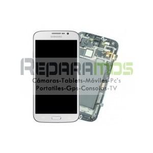 Pantalla Completa Samsung i9205 Mega 6.3 Negro