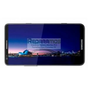 Pantalla Completa Con Marco Original Samsung Galaxy Express i8730 Gris