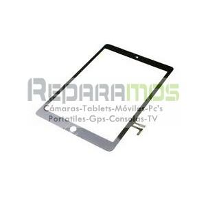 Pantalla digitalizadora, ventana táctil blanca para Apple iPad AIR