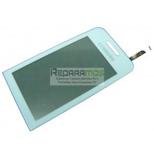 Touchscreen para Samsung S5230, Star, Tocco Lite (BLANCO)