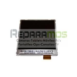 Pantalla LCD para Blackberry 8100 8120 8130 Pearl