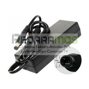 Cargador HP/Compaq 18.5V-65W 5.0-7.4mm