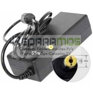 Cargador HP/Compaq 18.5V-90W 5.0-7.4mm