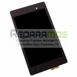 Pantalla tactil Negra Samsung Galaxy Tab 3 7.0 P3210 SM-T210