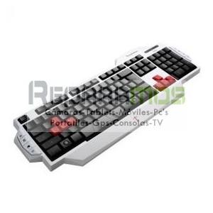 AeroCool Templarius Arma Gaming Keyboard - Teclado