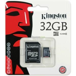 TARJETA MEMORIA SD KINGSTON 16GB