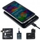 Nuevo Qi Wireless Power Pad Cargador inalambrico Para Samsung galaxy NOTE 4 N910F