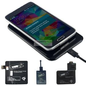 Nuevo Qi Wireless Power Pad Cargador inalambrico Para Samsung galaxy NOTE 4 N910F