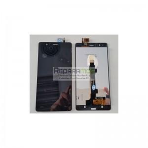 d950b61b6c2 Cambio reparación Pantalla Lcd display + Tactil Bq Aquaris E5 HD Negra