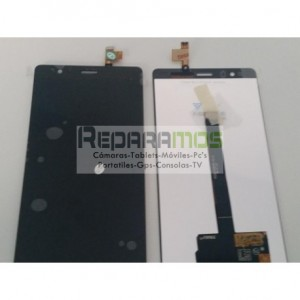Pantalla Lcd Display + Tactil Bq Aquaris E6 Negra