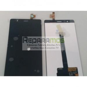 Pantalla Lcd Display + Tactil Bq Aquaris E6 Negra