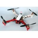 Kit DJI F450 ARF + DJI NAZA Lite + GPS + Patin