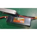 Black Magic 25C-2700mAh 11.1V LiPo bateria para DJI PHANTOM fc40 y Cheerson CX-20