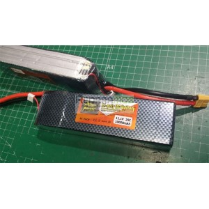 Black Magic 25C-2700mAh 11.1V LiPo bateria para DJI PHANTOM fc40 y Cheerson CX-20