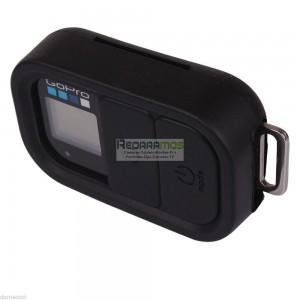 Funda silicona para cámara GoPro Hero 2-3-4 negra