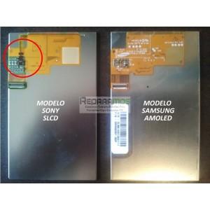 Pantalla SLCD (SONY) para HTC Desire, Goggle G7 (ORIGINAL)