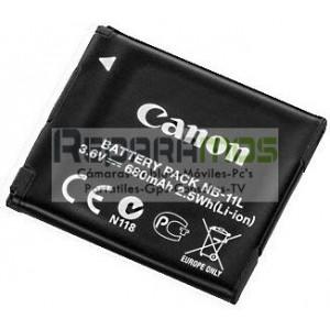 Batería cámara digital CANON NB-5L