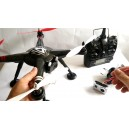 Reparación, calibrado dron PARROT BEBOP DRONE 2