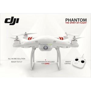 Reparación, calibrado dron APM CHEERSON CX20 CX10