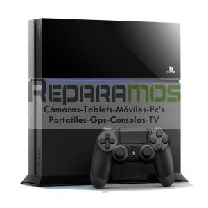 Consola PS4 de 500gb sin juego