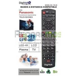 b207314a4e1 MANDO COMPATIBLE TV PANASONIC MARCA DIGIVOLT