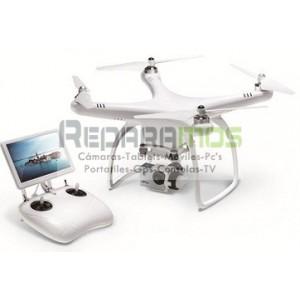 Reparación, calibrado dron AEE TORUK