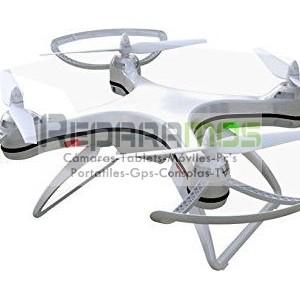 Reparación, calibrado dron UPAIR ONE