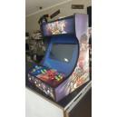 Mueble arcade retro diferentes configuraciones y bartop recreativa