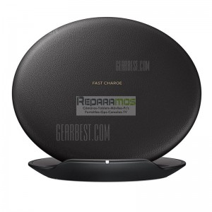 Nuevo Qi Wireless Power Pad Cargador inalambrico Para Samsung